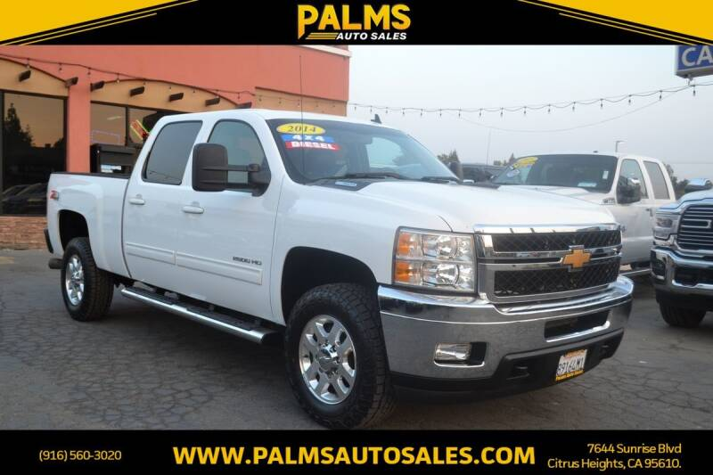2014 Chevrolet Silverado 2500HD for sale at Palms Auto Sales in Citrus Heights CA