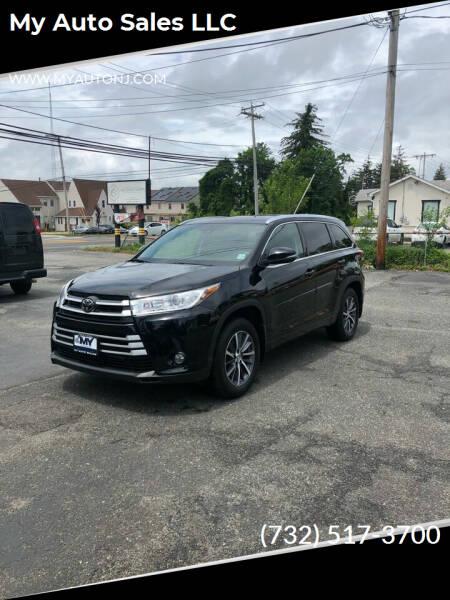 2018 Toyota Highlander for sale in Lakewood, NJ