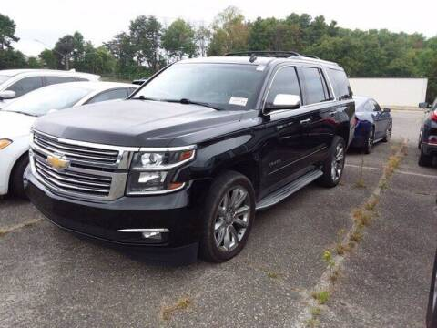 2015 Chevrolet Tahoe for sale at Hickory Used Car Superstore in Hickory NC