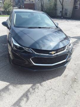 2017 Chevrolet Cruze for sale at ECONOMY AUTO MART in Chicago IL
