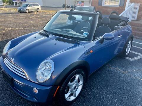 2005 MINI Cooper for sale at Carland Auto Sales INC. in Portsmouth VA