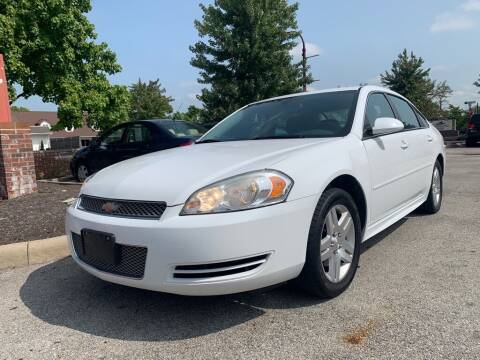 2013 Chevrolet Impala for sale at Columbus Car Trader in Reynoldsburg OH