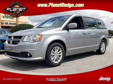 2020 Dodge Grand Caravan for sale at PLANET DODGE CHRYSLER JEEP in Miami FL