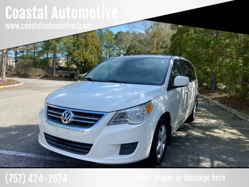 2011 Volkswagen Routan for sale at Coastal Automotive in Virginia Beach VA