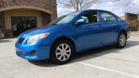 2010 Toyota Corolla for sale at NORCROSS MOTORSPORTS in Norcross GA