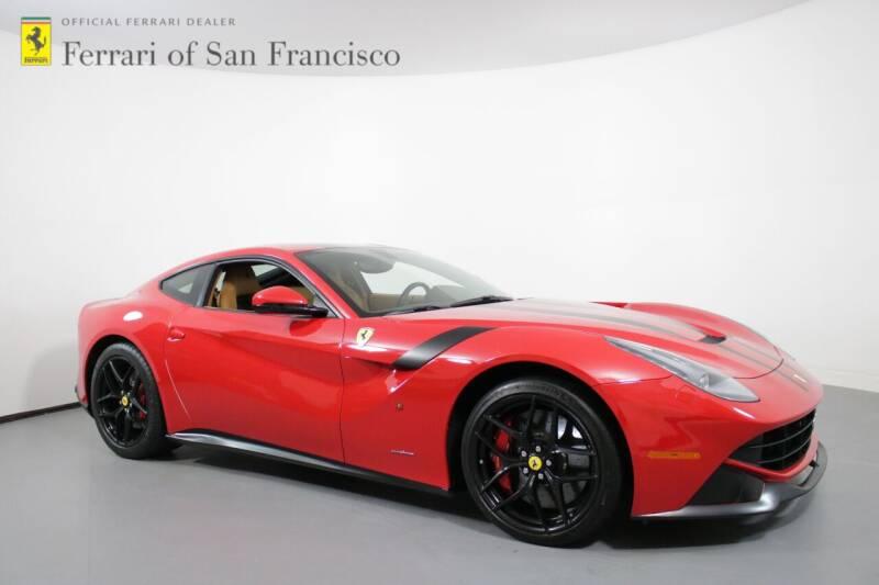2014 Ferrari F12berlinetta for sale in Mill Valley, CA