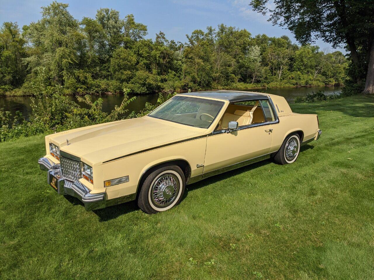 1980 Cadillac - 1980 Cadillac Eldorado Biarritz Stanley, WI