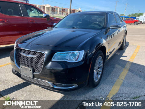 2016 Chrysler 300 for sale at JOHN HOLT AUTO GROUP, INC. in Chickasha OK