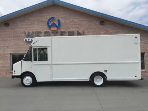 2001 Freightliner Step Van for sale at Western Specialty Vehicle Sales in Braidwood IL