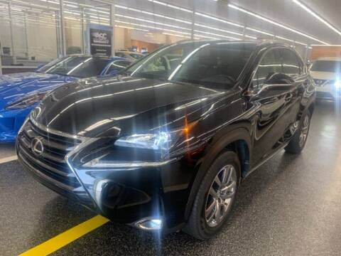 2016 Lexus NX 200t for sale at Dixie Imports in Fairfield OH
