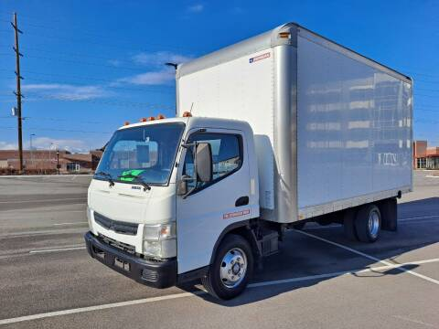2012 Mitsubishi Fuso FEC92S for sale at ALL ACCESS AUTO in Murray UT