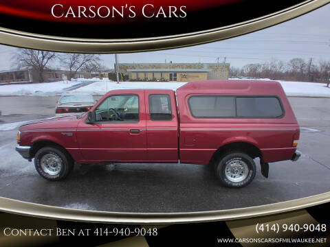 1994 Ford Ranger for sale at Carson's Cars in Milwaukee WI