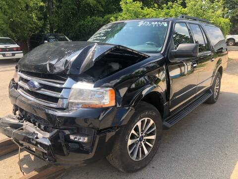 2017 Ford Expedition EL for sale at Don's Sport Cars in Hortonville WI