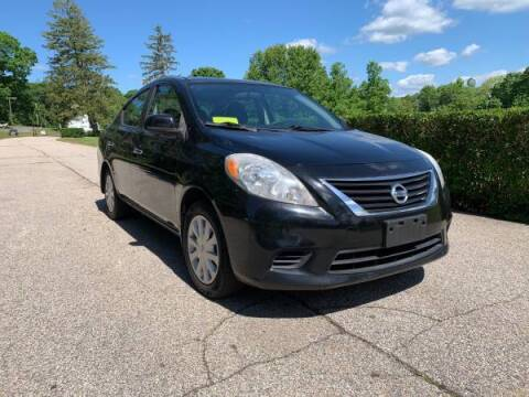 2012 Nissan Versa for sale at 100% Auto Wholesalers in Attleboro MA