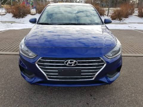 2020 Hyundai Accent for sale at Red Rock's Autos in Denver CO
