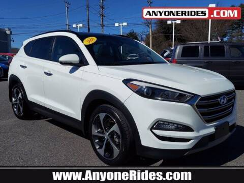 2016 Hyundai Tucson for sale at ANYONERIDES.COM in Kingsville MD
