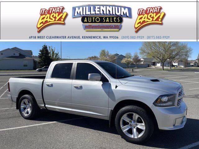 2014 RAM Ram Pickup 1500 for sale at Millennium Auto Sales in Kennewick WA
