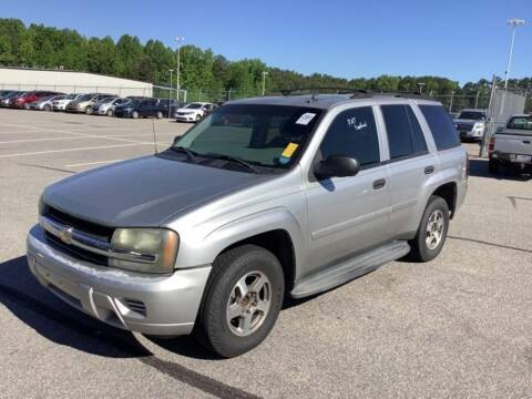 2006 Chevrolet TrailBlazer for sale at J & R Auto Group in Durham NC