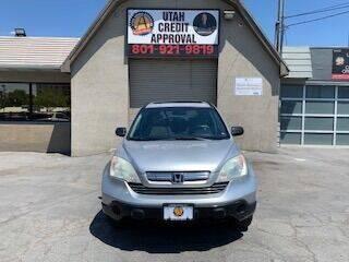 2009 Honda CR-V for sale at Utah Credit Approval Auto Sales in Murray UT