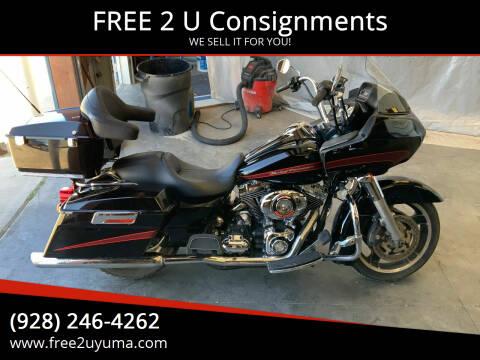 2008 Harley-Davidson Road Glide for sale at FREE 2 U Consignments in Yuma AZ