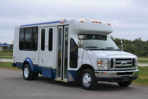 2009 Ford E-350 for sale at Signature Truck Center - Shuttle Buses in Crystal Lake IL