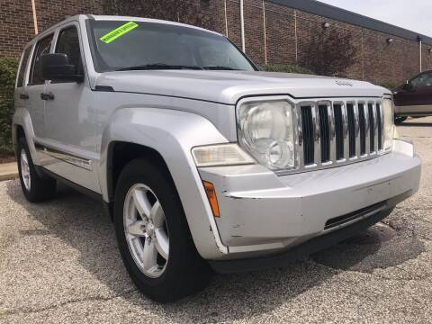 2008 Jeep Liberty for sale at Classic Motor Group in Cleveland OH