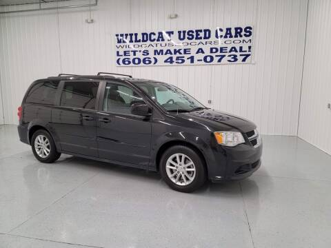 2015 Dodge Grand Caravan for sale at Wildcat Used Cars in Somerset KY