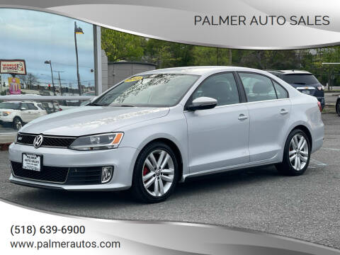 2013 Volkswagen Jetta for sale at Palmer Auto Sales in Menands NY