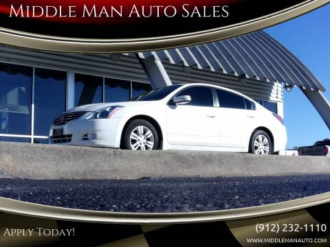 2012 Nissan Altima for sale at Middle Man Auto Sales in Savannah GA