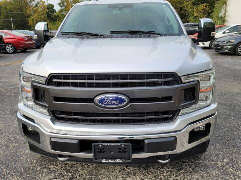 2018 Ford F-150 for sale at BHT Motors LLC in Imperial MO