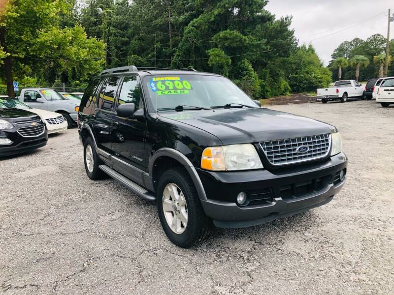 2005 Ford Explorer for sale at Capital Car Sales of Columbia in Columbia SC