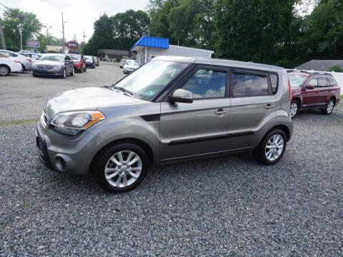 2012 Kia Soul for sale at Colonial Motors in Mine Hill NJ