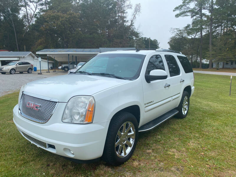 2008 GMC Yukon for sale at Robert Sutton Motors in Goldsboro NC