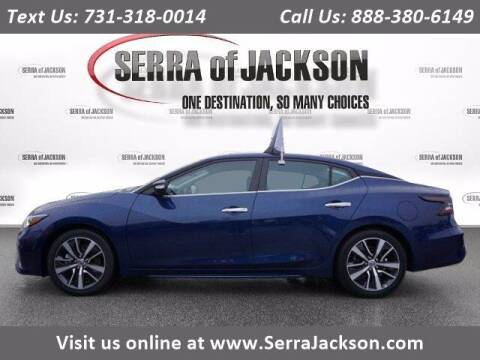 2020 Nissan Maxima for sale at Serra Of Jackson in Jackson TN