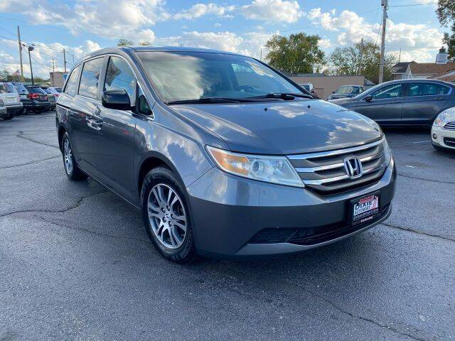 2011 Honda Odyssey for sale at Dixie Automart LLC in Hamilton OH