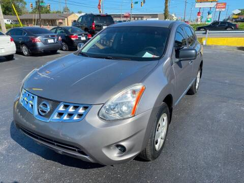 2011 Nissan Rogue for sale at Rucker's Auto Sales Inc. in Nashville TN