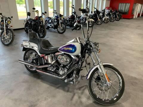 2010 Harley Davidson Softail Custom for sale at Dan Powers Honda Motorsports in Elizabethtown KY