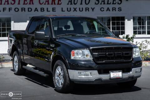 2004 Ford F-150 for sale at Mastercare Auto Sales in San Marcos CA