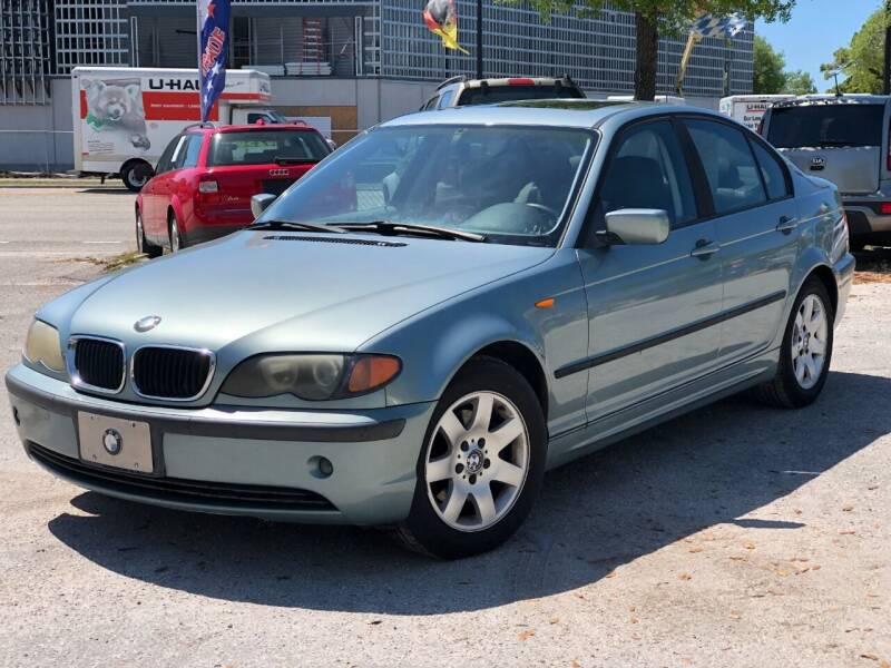 2002 BMW 3 Series for sale at Pro Cars Of Sarasota Inc in Sarasota FL