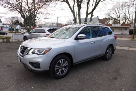2017 Nissan Pathfinder for sale at FBN Auto Sales & Service in Highland Park NJ