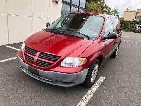 2007 Dodge Caravan for sale at MAGIC AUTO SALES in Little Ferry NJ