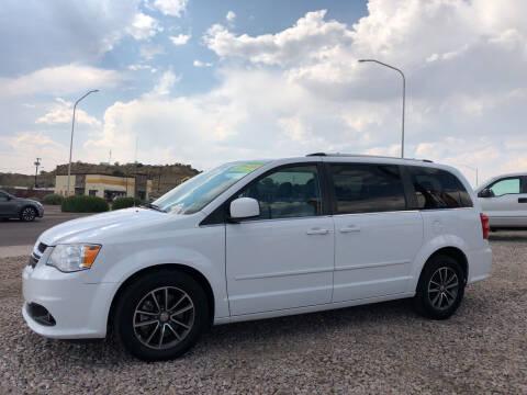 2017 Dodge Grand Caravan for sale at 1st Quality Motors LLC in Gallup NM