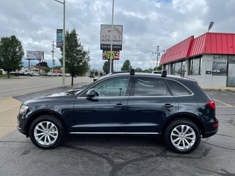 2014 Audi Q5 for sale at Select Auto Group in Wyoming MI