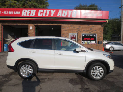 2016 Honda CR-V for sale at Red City  Auto in Omaha NE