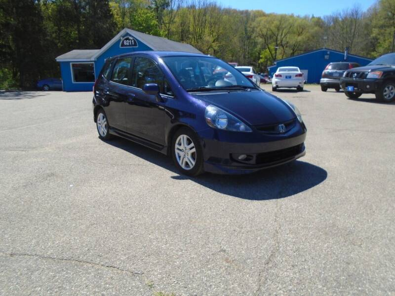 2008 Honda Fit for sale at Michigan Auto Sales in Kalamazoo MI