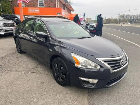 2013 Nissan Altima for sale at The Car House in Butler NJ