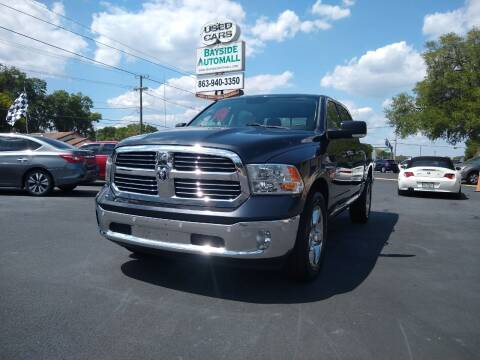 2017 RAM Ram Pickup 1500 for sale at BAYSIDE AUTOMALL in Lakeland FL