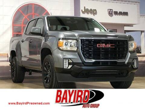 2021 GMC Canyon for sale at Bayird Truck Center in Paragould AR