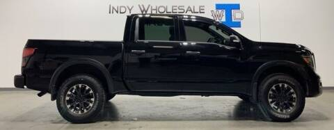 2020 Nissan Titan for sale at Indy Wholesale Direct in Carmel IN