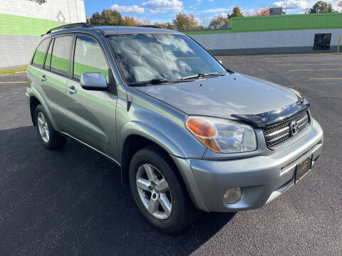 2004 Toyota RAV4 for sale at South Shore Auto Mall in Whitman MA